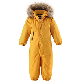 Reima Gotland Winter Overall Toddler warm yellow